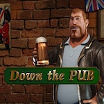 Down the Pub  logo