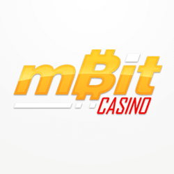 mBitCasino logo