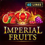Imperial Fruits: 40 lines logo