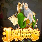 Leonardo's Loot logo