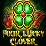 Four Lucky Clover logo